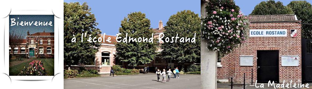 Ecole Edmond Rostand La Madeleine